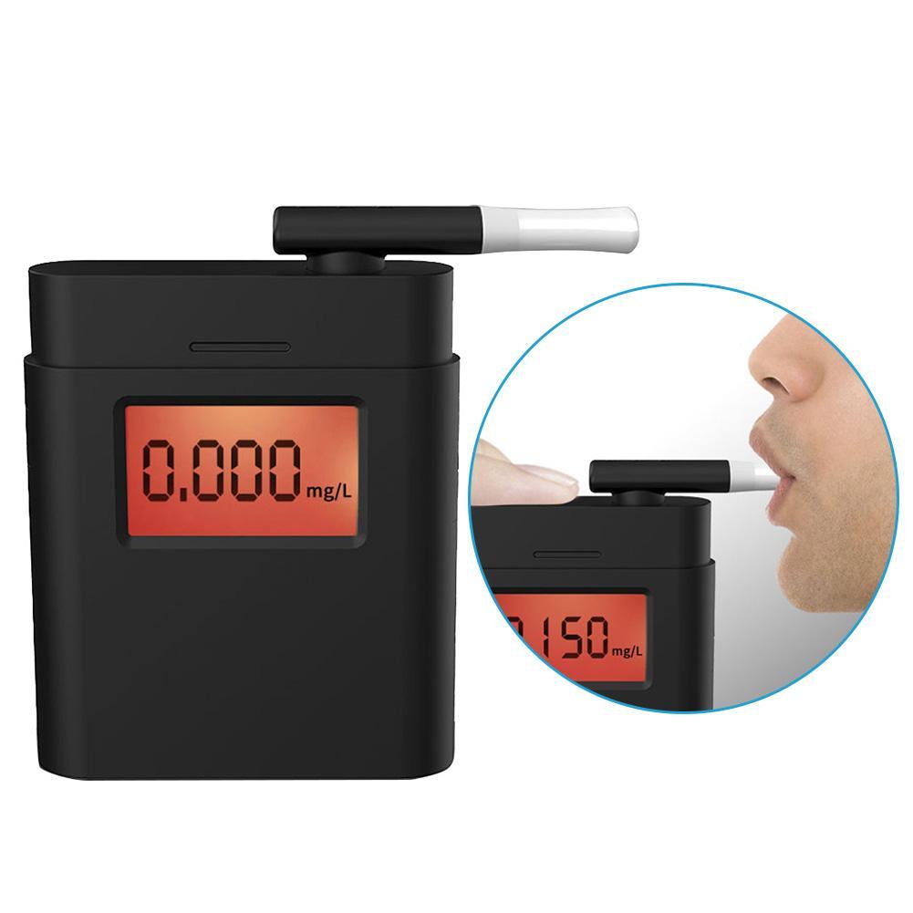 respiração bafômetro teste detector lcd