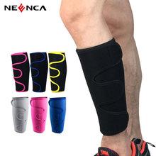 NEENCA Sport Shin Guard Leg Warmers Sleeve Calf Guards Protection Adjustable for Cycling Football basketball Weightlifting