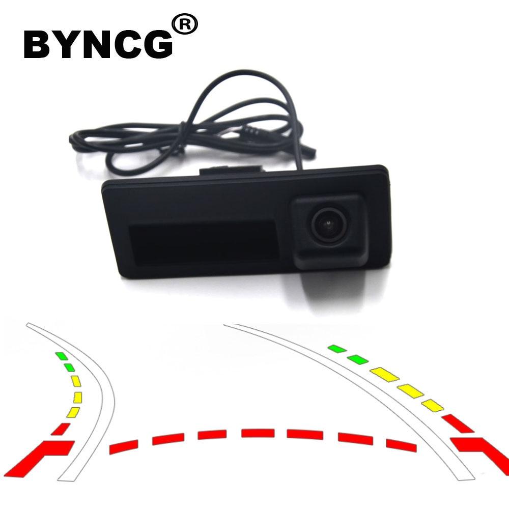 Aycetry! CCD HD автомобильная ручка багажника камера заднего вида для Audi A4 A5 S5 Q3 Q5 для VW Golf Passat Tiguan Touran Jetta Touareg B6 B7