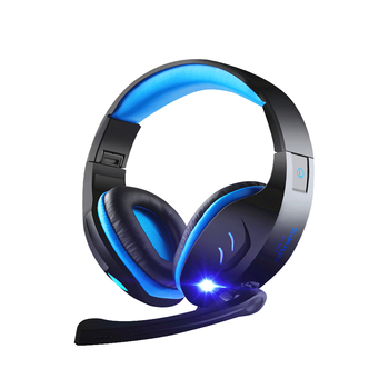 Gaming Headset Wired Headphones Stereo Surround Professional PS4 Gamer Headset HD Mic LED Light for PS4 PC Xbox  Computer logitech g433 wired headphone x 7 1 surround gaming headset for pc ps4 xbox computer peripheral accessories