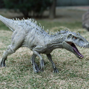 Big Size Jurassic Indominus Rex Simulation Dinosaur Model Toy Animal Plastic PVC Action Figure Collection Doll Toy for children