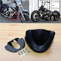 Motorbike Accessories Motorcycle Air Dam Fairing Glossy Mudguard Cover For Harley Dyna Fat Bob FXDL 2006 2017