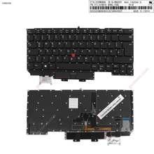 Немецкая сменная клавиатура qwertz de gr для ноутбука lenovo