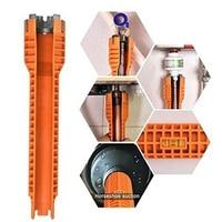 Wasserhahn Waschbecken Installer Wasser Rohr Wrench Tool für Installateure Hausbesitzer-in Schraubenschlüssel aus Werkzeug bei