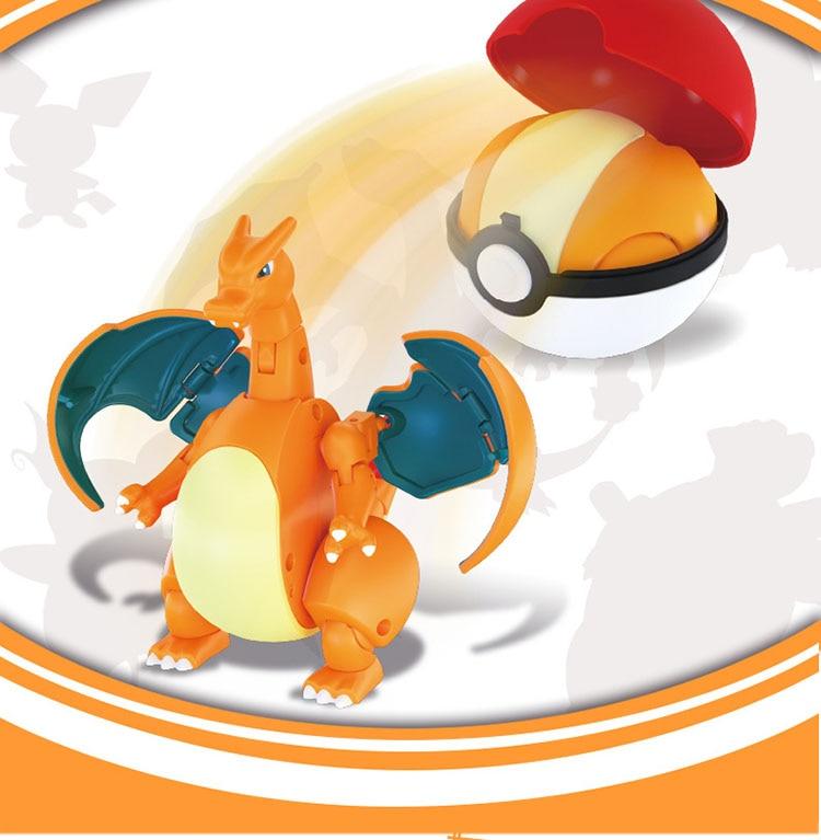 Pokemon In Pokeball Capsule Toys 11