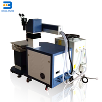 200W 300W 400W 500W mould laser welding machine with Raycus source