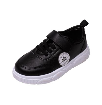 Autumn Boys Girls Fashion Sneakers Children School Sport Shoes Soft Running Shoes Baby/Toddler/Little Kids Leather Trainers