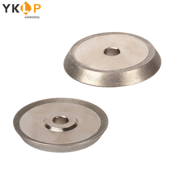 4 inch Diamond Grinding Wheel for Metal Tungsten Steel Milling Tool Sharpening