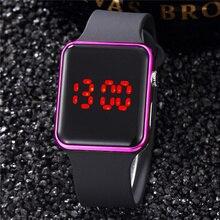 스포츠 시계 Ceasuri 남자 여자 디지털 LED 시계 어린이 Unisex 전자 시계 Hodinky Ceasuri Relogio 선물 Dropshipping