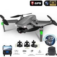 Beruf GPS Drone 4K 5G WIFI Kamera SG907 MAX Dual Kamera Drone 3-Achsen Gimbal Smart Folgen mich Bürstenlosen Quadrocopter Eders