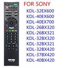 SONY RM GD014 uzaktan kumanda SONY RM GD005 KDL 52Z5500 BRAVIA LCD HDTV TV KDL 46Z4500 55Z4500 46EX500 KDL 26BX320