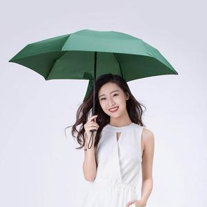 Image 5 - Paraguas soleado XIAOMI MIJIA paraguas Umbrella ultracorto plegable portátil para mujeres sombrilla de protección solar impermeable a prueba de viento UV playa parasol