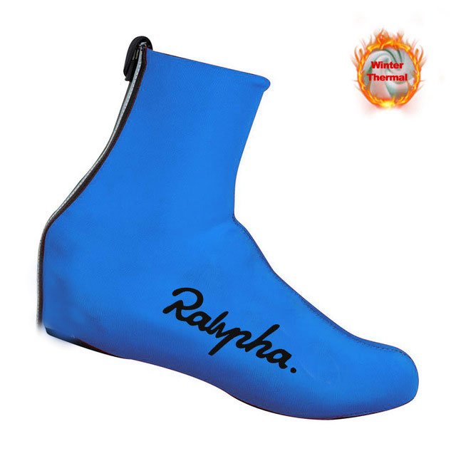 Rapha Pro New Winter Thermal Cycling Shoe Cover Sport Mans MTB Bike Shoes Covers Bicycle Overshoes Cubre Ciclismo For Man Lycra