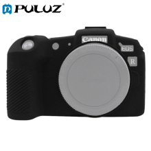 PULUZ Soft Silicone Rubber Camera Protective Body Cover Skin Case  for  Canon EOS RP SLR Camera Bag Housing protector Cover