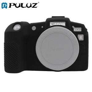 Image 1 - PULUZ Soft Silicone Rubber Camera Protective Body Cover Skin Case  for  Canon EOS RP SLR Camera Bag Housing protector Cover