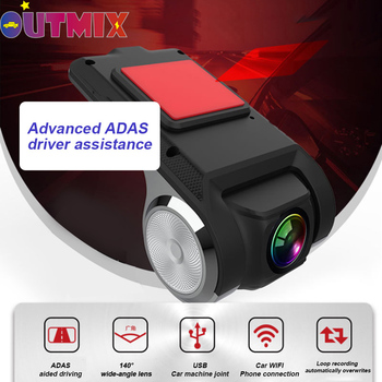 anytek x28 mini car dvr dvrs camera full hd 1080p auto digital video recorder camcorder adas g sensor 150 degree dash cam 5 U2 Car DVR Camera Dash Cam ADAS Auto Full HD 1080P Video Recorder USB Tachograph Hidden Car Camera Recorder Night Vision Camera