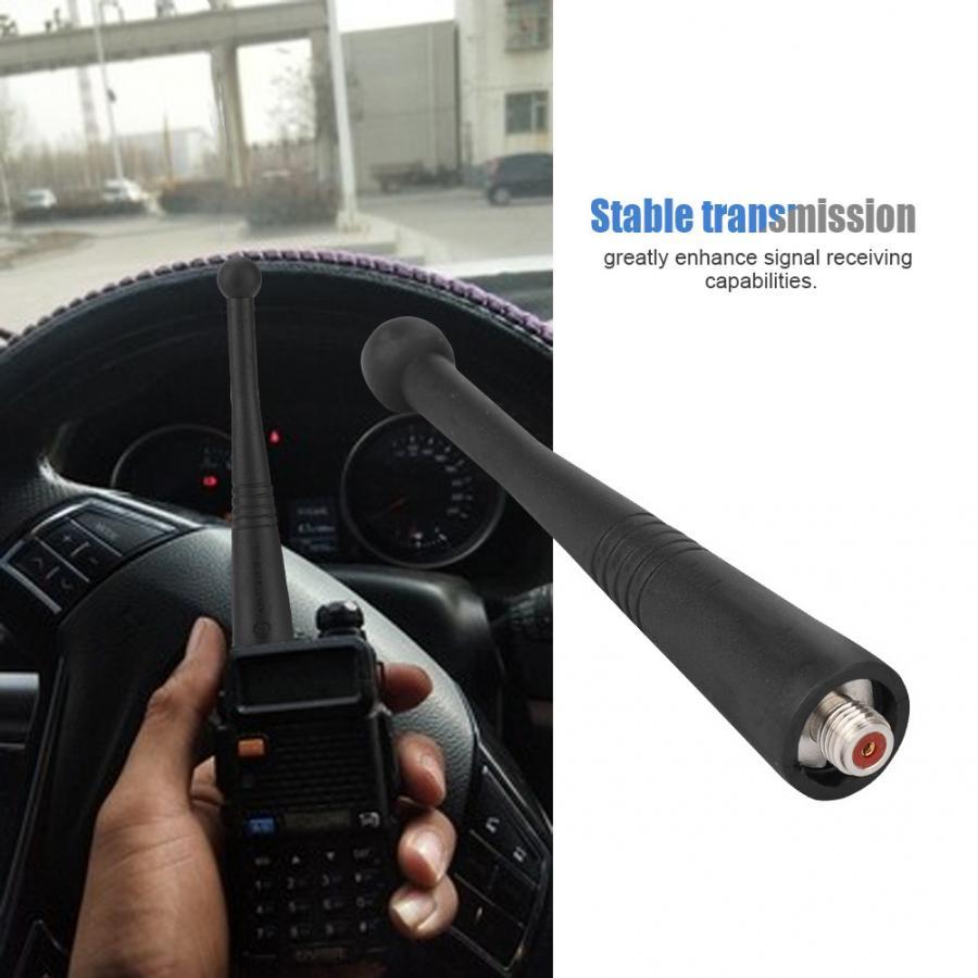 1PC 800MHz Stubby Antenna For Motorola NAF5042 HT1000 MTX9250 XTS1500 PRO5350