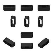 Keeper loop segurança para garmin fenix 5x 5 5S plus 6x 6s pro 3 hr precursor 935 945 acessórios titular retentor anel de sílica