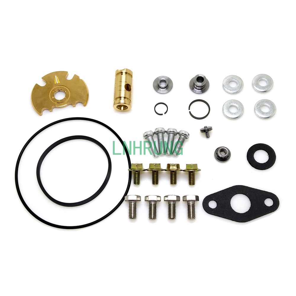 Turbo repair kit for <font><b>VW</b></font> <font><b>Touareg</b></font> <font><b>2.5</b></font> <font><b>TDI</b></font> BAC BLK 716885 716885-5004S 070145701J Turbo Rebuild Repair Service Bearings&Seals kit image