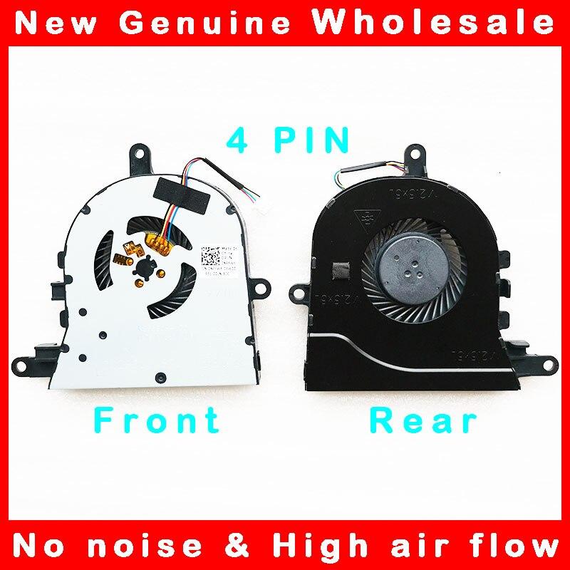 Computador portátil cpu cooler fan radaitor para dell latitude 3590 l3590 e3590 inspiron 15 5570 5575 npfw6 0npfw6 NS65B08-17D14