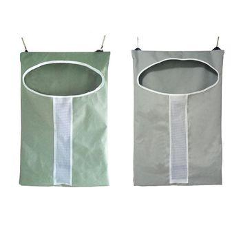 Worek do przechowywania gospodarstwa domowego o dużej pojemności brudne ubrania wisząca kieszeń worek na pranie Hot Case