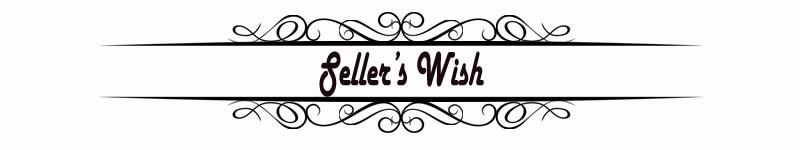 Seller's wish