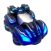 2.4GHz Suspension Toys Anti Fall Home ABS Lighting 360 Degrees Rotating Drift Electric Remote Control Stable RC Car Gift