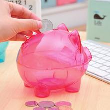 Small Piggy Bank Money Boxes Storage Kids Toys Home Decor Money Saving Box Children Piggy Money Bank Kids Toys Pretend Play Gift