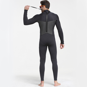 Image 5 - 新加入 3 ミリメートル男性女性水着機器ダイビングスキューバ水泳サーフィンスピアフィッシングスーツトライアスロンウェットスーツ