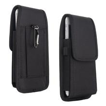 Mobiele Telefoon Heuptas 5.2 6.3inch voor Iphone voor Samsung voor Xiaomi Huawei Haak Loop Holster Pouch Riem taille Bag Cover Case