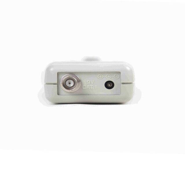DP-30HS(30MHz,65V,X1/X2/X10)high sensitivity oscilloscope differential probe