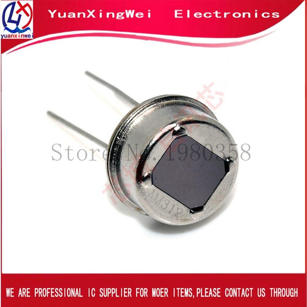 AM312 AL312 PIR Human Pyrolysis Sensor DC3-12V Automatic Detection Module Miniature Controller