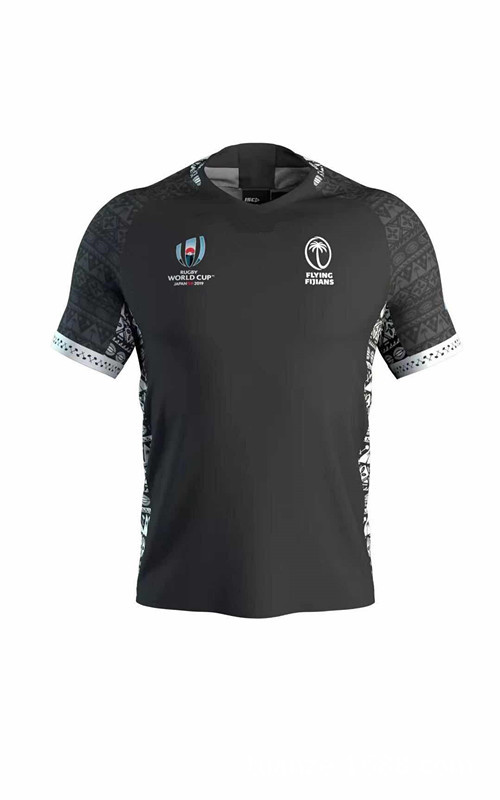 2019 World Cup Fiji Home And Away Olive Jersey World Cup Fiji Rugby Jerseys