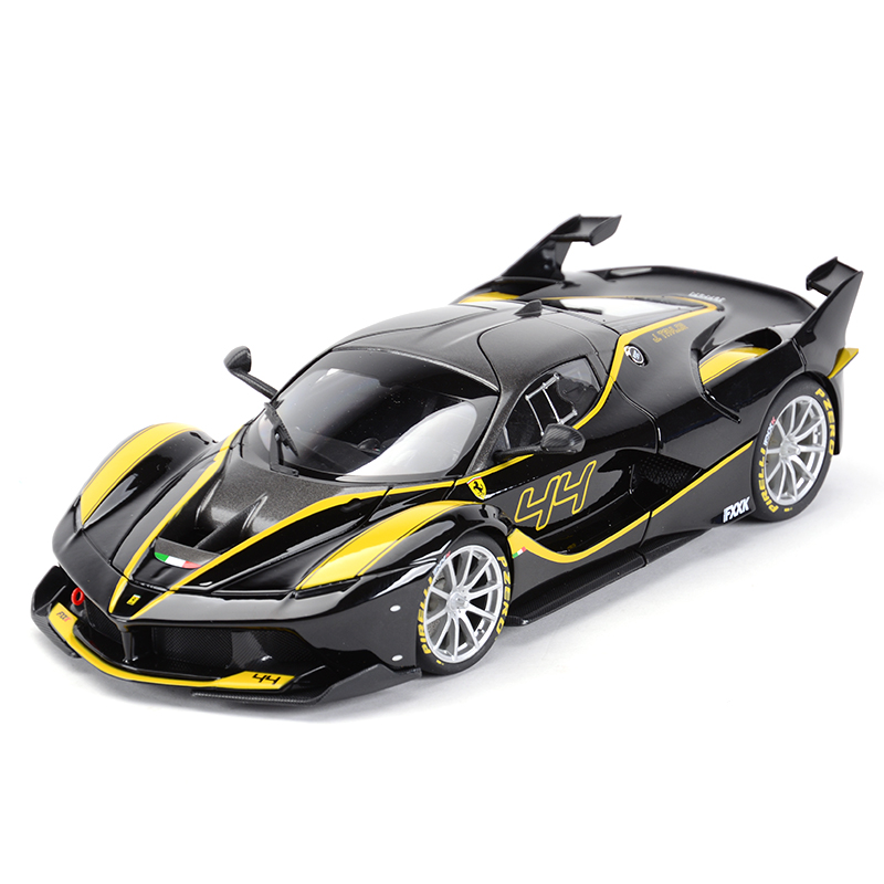 Bburago 1:18 FXX K Refined Version Sports Car Static Simulation Diecast Alloy Model Car