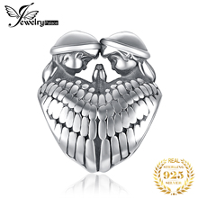 JewelryPalace Guardian Angel Wings 925 Sterling Silver Beads Charms Original For Bracelet original Jewelry