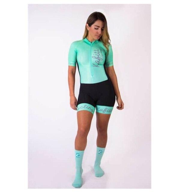 Profissional das mulheres triathlon manga curta camisa de ciclismo define skinsuit maillot ropa ciclismo roupas femininas jumpsuit2020 Maillot de ciclismo de triatlón para mujer Trajes de ciclismo para mujer Monos de 2