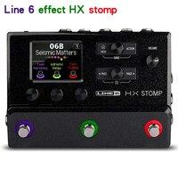 Line 6 HX Stomp Multi-Effects Guitar Pedal, Black