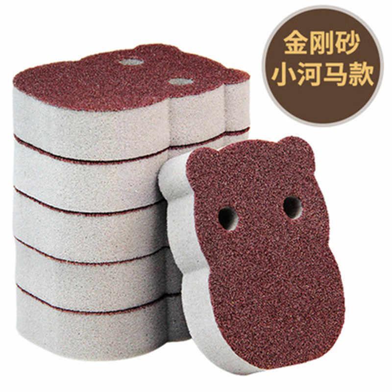 1 piezas de paño de esponja melamina esponja mágica de melamina limpiador para oficina de cocina Baño de limpieza Nano esponjas