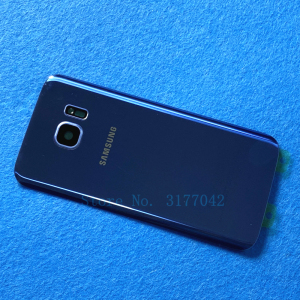 Image 5 - S7 Back Battery Cover Housing For Samsung Galaxy S7 Edge G935 G935F G935FD S7 G930 G930F G930FD Back Rear Glass Case