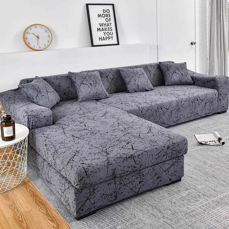 sofa cover geometric couch cover