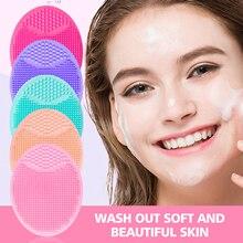 Silicone Brush Massage Face-Cleansing-Brush Mini Blackhead-Face Exfoliating New Waterproof