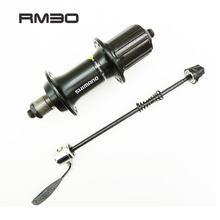 RM30 RM60 32 36 отверстие алюминиевая БЫСТРОРАЗЪЕМНАЯ V-Тормозная ступица заднего дорожного велосипеда