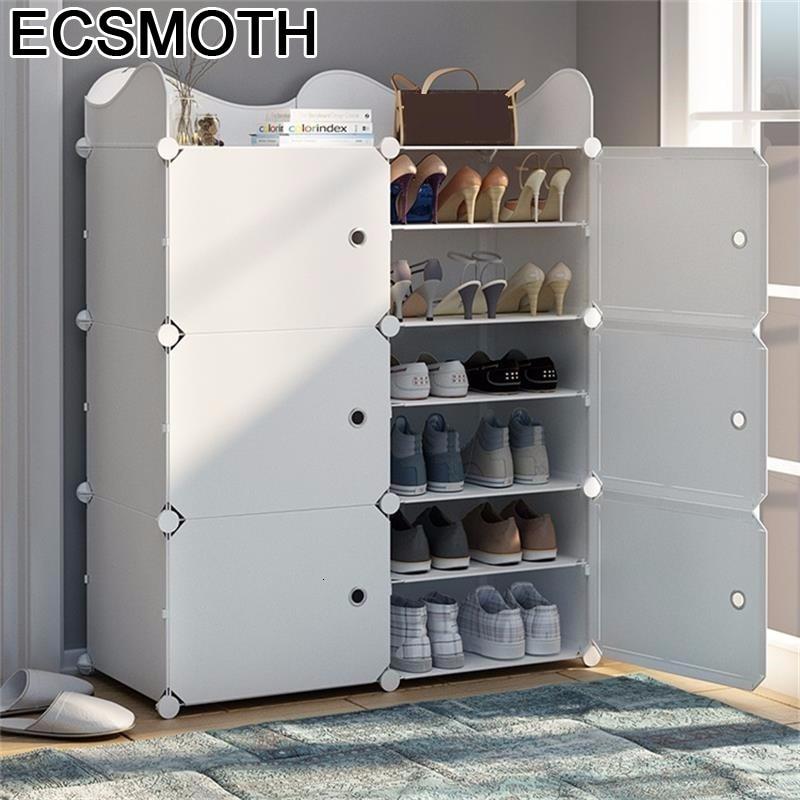 Schoenenrek Organizador Closet Mobili Armoire Placard De Rangement Scarpiera Rack Meuble Chaussure Mueble Shoes Cabinet