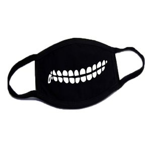Image 5 - Cotton Mouth Mask Anti Haze Dust Washable Reusable Double Layer Dustproof Mouth muffle Winter Warm Mask