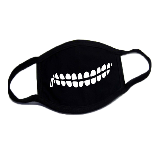 Cotton Mouth Mask Anti Haze Dust Washable Reusable Double Layer Dustproof Mouth-muffle Winter Warm Mask 5