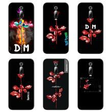Depeches الفرقة وضع جراب هاتف ل Redmi 9A 9 8A 7 6 6A ملاحظة 10 9 8 8T برو ماكس K20 K30 برو
