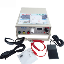 TL-WELD Thermocouple Spot Welder Butt Welder Rechargeable Fine Wire Touch Welding Machine With Argon Interface AC 90-220V