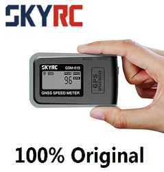 SKYRC GPS Speed Meter  GSM-015 GN High Precision GPS Speed Meter for RC drones FPV Multirotor Quadcopter Airplane Helicopter new