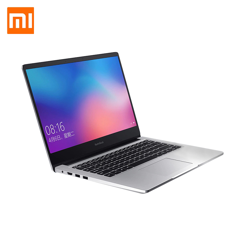 Xiaomi RedmiBook 14 Inch Laptop AMD R7-<font><b>3700U</b></font> Radeon RX Vega 10 Graphics 16GB RAM 512GB ROM SSD Quad Core IPS Win 10 Notebook image