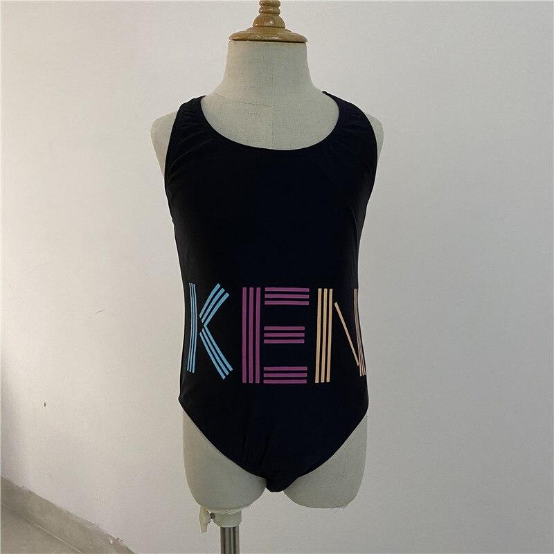2020 New Summer Hot Toddler Kids Swimwear Baby Girls Bikini Swimwear Letter Pattern One Piece Swimsuit Swimming Wears|Clothing Sets| - AliExpress
